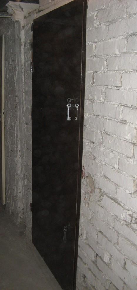 Modne ubrania Drzwi do piwnicy - Syriusz - produkty ze stali. MZ46